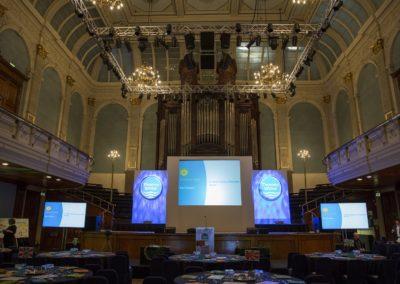 Impressive set - impressive Reading Townhall