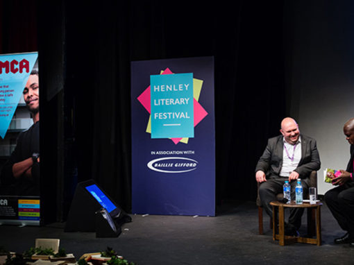 The Henley Literary Festival 2016