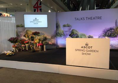 Ascot garden show